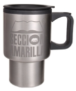 taza t�rmica de acero inoxidable 400 ml