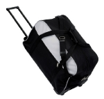 Maleta carry-on, color del producto negro y gris