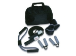 Gym set estuche fat free, color del producto negro
